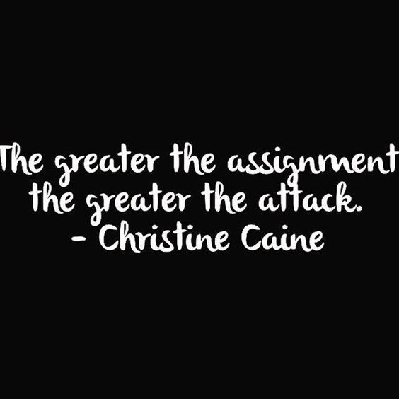 The greater the assignment then greater the attack.