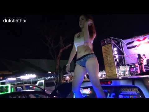 ▶ Sattahip Car Audio Motor Show file 15 - #coyotedancer
