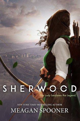 Sherwood by Meagan Spooner | Waiting on Wednesday & Can't Wait Wednesday