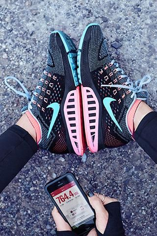 nike air zoom structure 18 femme