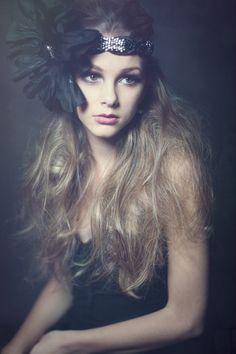 A Portrait of Beauty by Emily Soto, via Behance