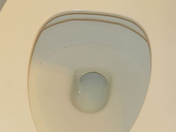 how to clean stubborn stains in toilet bowl