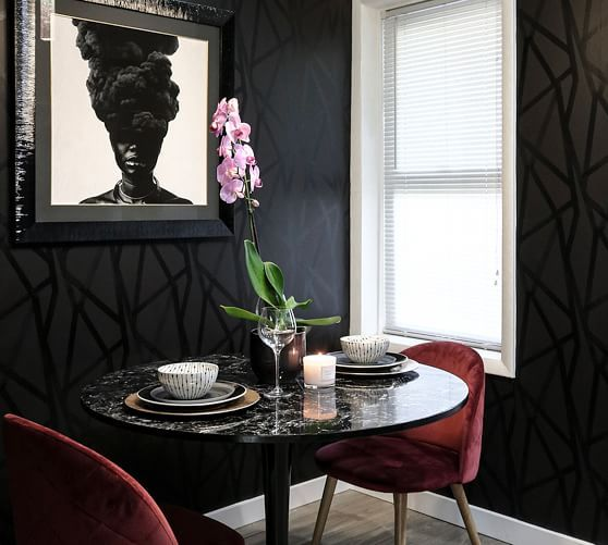 Intersections Removable Wallpaper In 2020 Peel And Stick Wallpaper Geometric Removable Wallpaper Wallpaper Roll