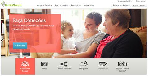 Tudo sobre a história da família em um único local — Acesse agora mesmo a página em http://recursos.fs.org.br #CompartilheSuaFelicidade no grupo Facebook da Área em http://on.fb.me/1IE7B11