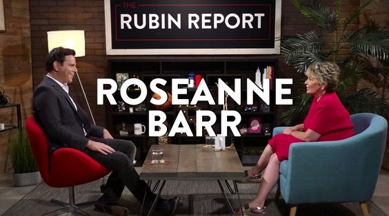Roseanne Barr and Dave Rubin talk Trump, Hillary, Weed, Comedy and More!...