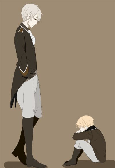 Prussia and Young Germany: Does anybody else just want to give Germany a hug?
