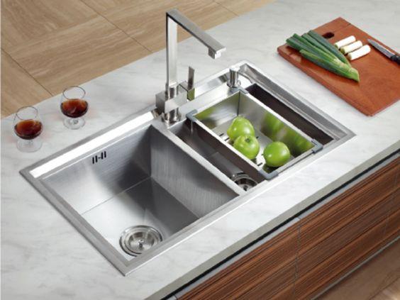 Chậu rửa bát AMTS có phải là lựa chọn hoàn hảo cho gian bếp