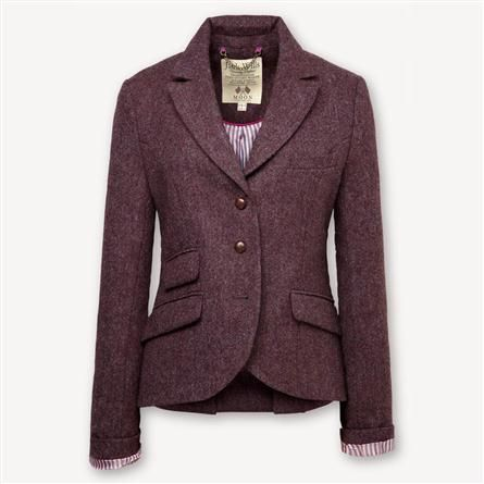 Austerberry Blazer From #JackWills http://wills.ly/145OYPa
