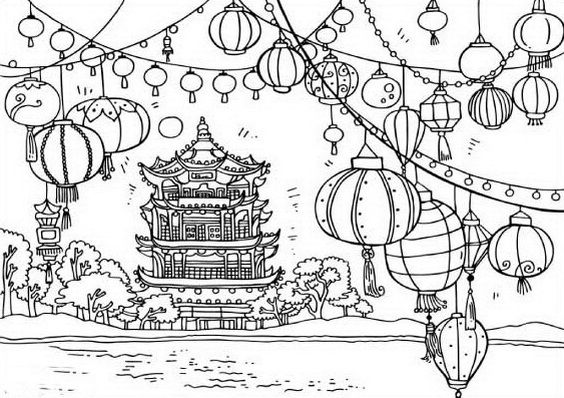 Chinese New Year Coloring Pages Best Coloring Pages For Kids New Year Coloring Pages Coloring Books Snake Coloring Pages