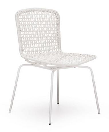 Silvermine Bay Chair White (703055)Pack of 4 Chairs | Walmart.ca