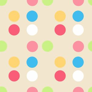 polka dot backgrounds   Fun Polka Dot background - light beige ...