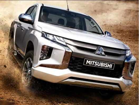 2020 Mitsubishi L 200 Price Overview Review Photos Fairwheels Com In 2020 Mitsubishi Mitsubishi Motors Triton 4x4