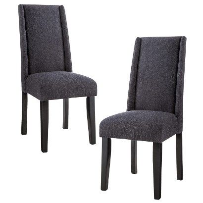 dinnig room chairs? (target)