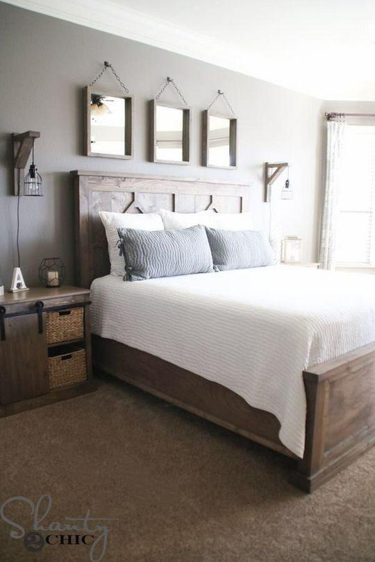65 Die Beliebtesten Rustikalen Schlafzimmer Design Ideen