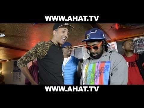 AHAT | Rap Battle | Jay Scott vs Stupid King | Las Vegas vs Utah