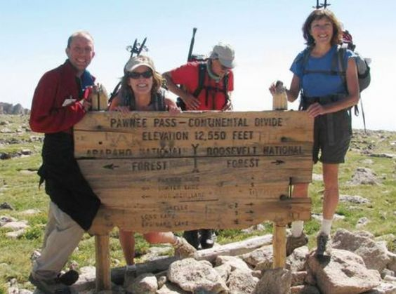 Free guided hikes with our Hikemasters into Rocky Mountain National Park