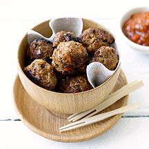 fr.WeightWatchers.be: recette Weight Watchers - Boulettes de viande hachée