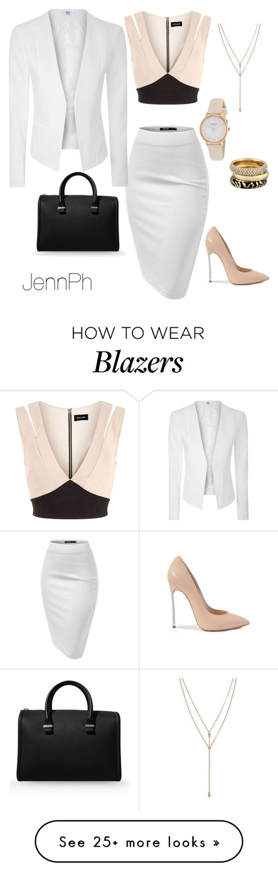 """""""Promotion"""" by simplicityaruba on Polyvore featuring Casadei, True Decadence, Victoria Beckham, Michael Kors, Vince Camuto and Kate Spade"""