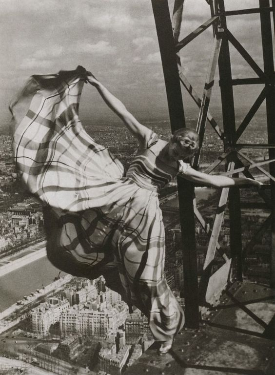 The Eiffel Tower, 1939