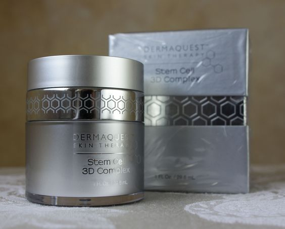 Dermaquest Stem Cell 3D Complex. Love this face cream! Best I have ever used!!