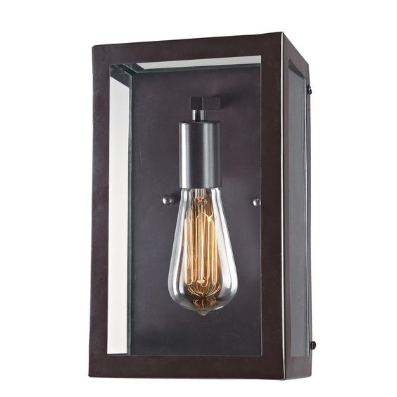 Modern Industrial Wall Sconce