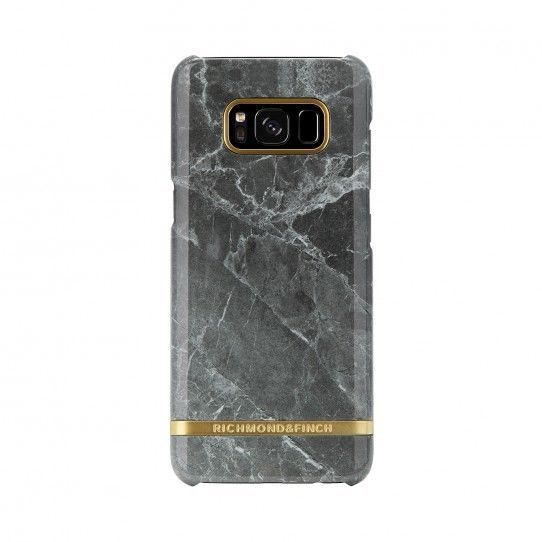 Richmond Finch Marble Cover For Samsung Galaxy S8 Grey Richmond And Finch Samsung Cases Galaxy S8