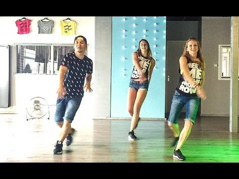 Can't stop the feeling - Justin Timberlake - Easy Fitness Dance Choreography Zumba - YouTube