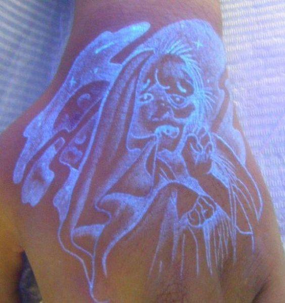 UV light Tattoo   #Tattoo, #Tattooed, #Tattoos