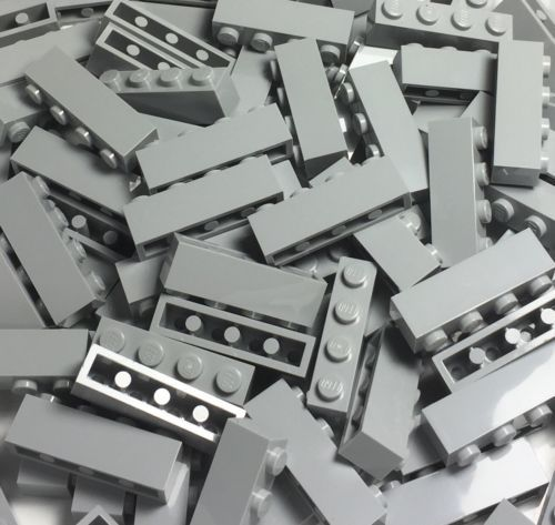 LEGO Dark Bluish Gray 2x2x10 Support Column