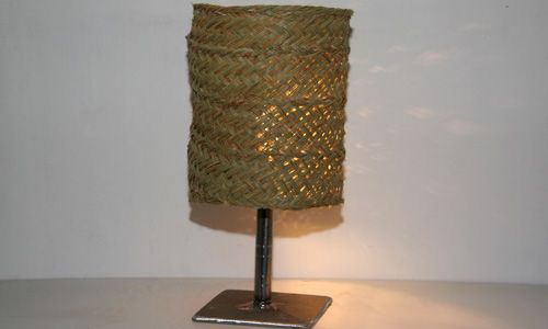 LAMP OF esparto