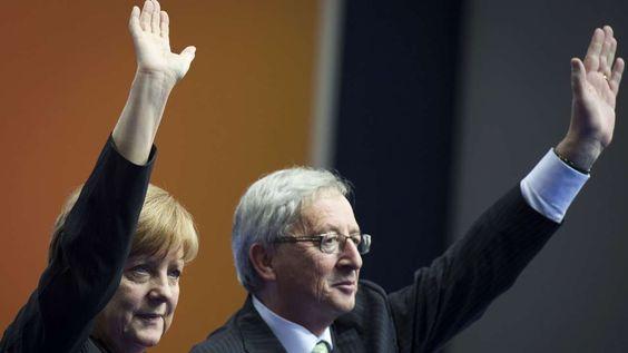30May2014 2.48 PM Bild.de --- Finally a yes for Juncker...I knew it..posted even several days before this on Twitter ;-D http://www.bild.de/politik/inland/angela-merkel/kanzlerin-macht-sich-fuer-juncker-stark-36197358.bild.html