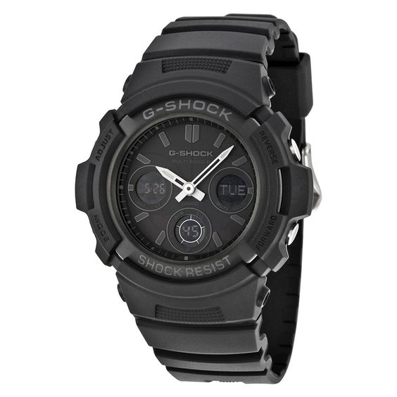Casio G-Shock Tough Solar Power Atomic Men's Watch AWGM100B-1A