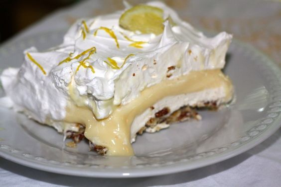 Lemon Layer Delight