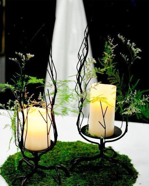 65 Romantic Enchanted Forest Wedding Ideas   HappyWedd.com