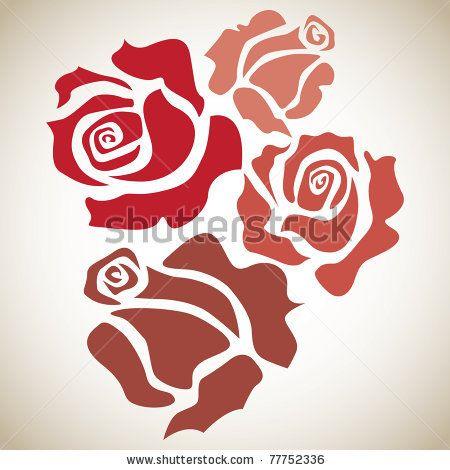 Rose Vector.