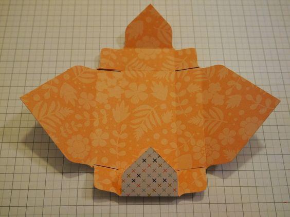 Creativ mit Stempel: Anleitung Matchbox mit Envelope Punchboard