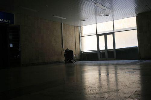 Bishkek Airport 8