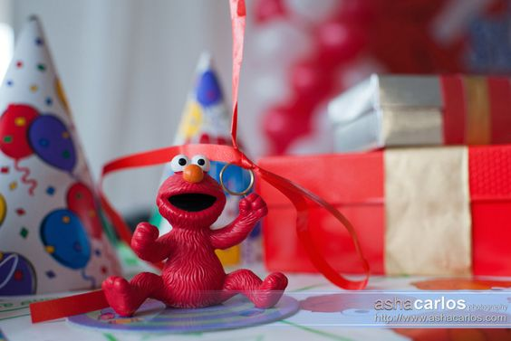 Elmo First Birthday Birthday Ideas   Tag: 1st birthday party   Malaysia Wedding, Event and Portrait ...