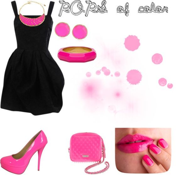 """""""POPS of color"""" by sarah-ritter on Polyvore"""