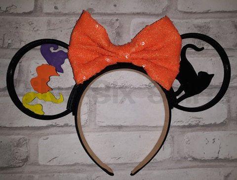 I Smell Children Ear Holder Hocus Pocus Inspired Ear Holder Ear Holders