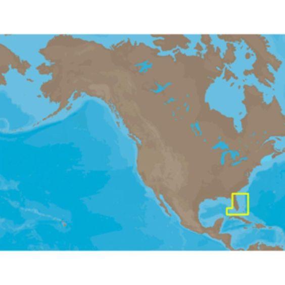 C-MAP NT+ NA-C315 - Straits of Florida - Furuno FP-Card