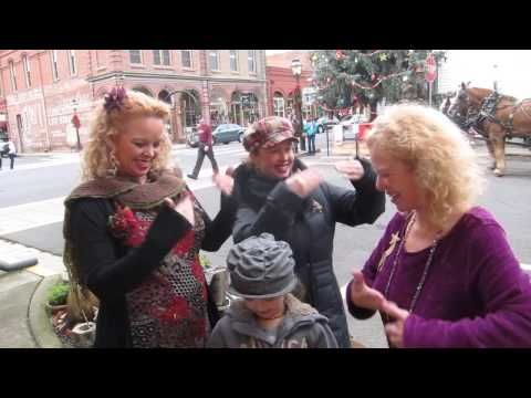 Get Your Energies Flowing with Figure 8s with Donna, Dondi, and Titanya! - YouTube