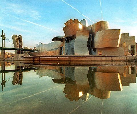 Musée Guggenheim à Bilbao