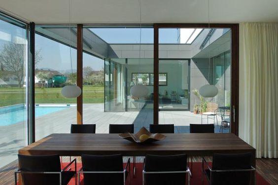 House in Hard (Austria) - Projekt: EFH M - Früh ARCHITEKTURbüro ZT GmbH