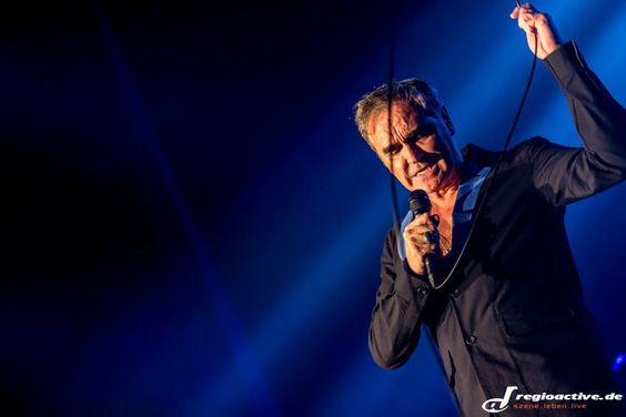 Morrissey (live in Neu-Isenburg, 2015)