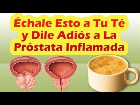 contra la inflamación de la próstata cómo curarlar