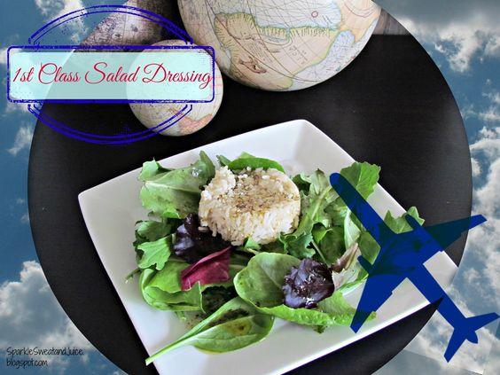 1st Class Salad Dressing