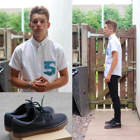 Nike Stefan Janoski Max Outfit