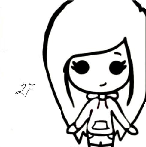 Chibi Template Tumblr Images | Chibis | Pinterest | Chibi