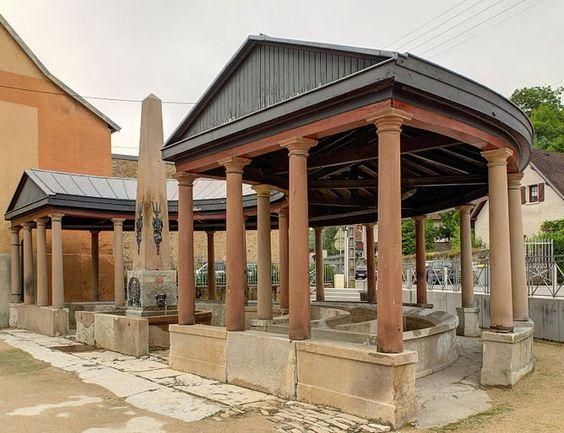 Fontaine-lavoir du Savourot à Héricourt 6 rue du docteur pavillard, 70400…